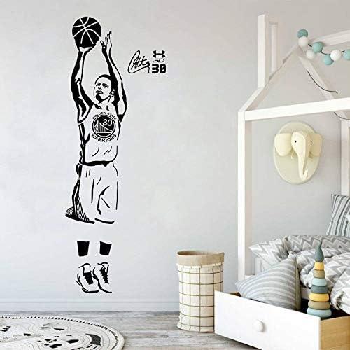 yaonuli Jugador de Baloncesto Etiqueta de la Pared niño Hombre ...