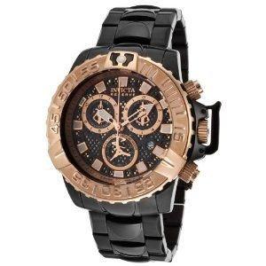 腕時計 インヴィクタ Invicta Men's 14489 Jason Taylor Analog Display Swiss Quartz Black Watch【並行輸入品】 B00PFNIN1U