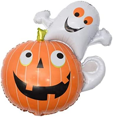 Dag Halloween.Halloween Pumpkin Ghost Balloons Halloween Decorations