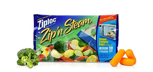 ziplock steam bags - 3