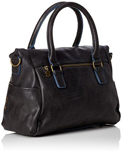 noir amber Negro loverty Desigual sac Noir 17waxprh ZqwwUCf