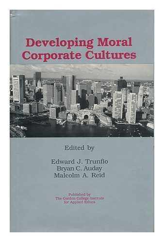 Developing Moral Corporate Cultures