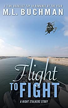 Flight to Fight (The Night Stalkers Short Stories Book 5) by [Buchman, M. L.]