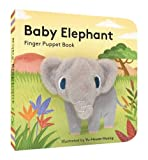 img - for Baby Elephant: Finger Puppet Book book / textbook / text book
