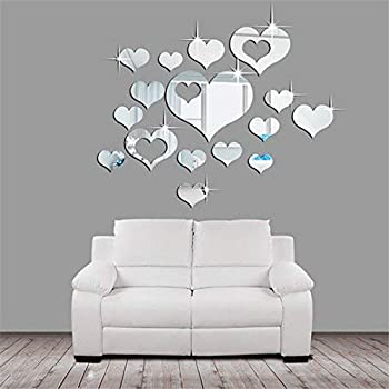 Jassins 3d Black Butterfly Removable Mural Wall Stickers Wall Decal