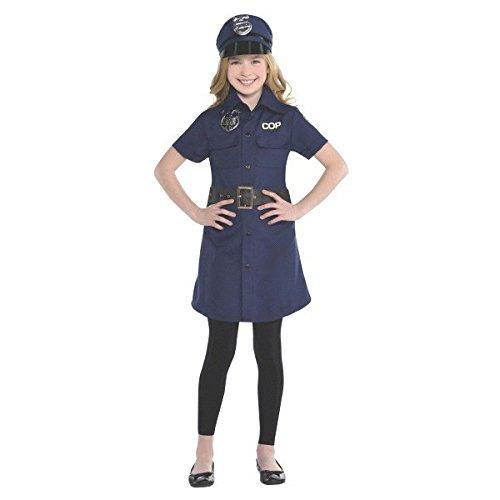 Amscan Police Dress - Child -