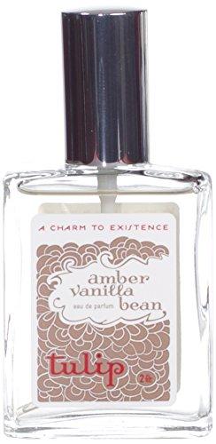Tulip Perfume Classic Eau de Parfum, Amber Vanilla Bean, 2 Ounce