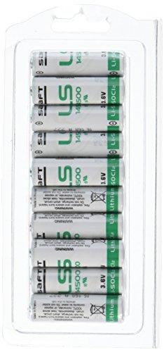 Saft LS 14500 3 6V Lithium Batteries product image