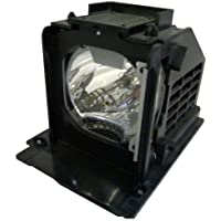 Mitsubishi WD-73740 OEM Replacement RPTV Lamp bulb - High Quality Original Bulb and Generic Housing