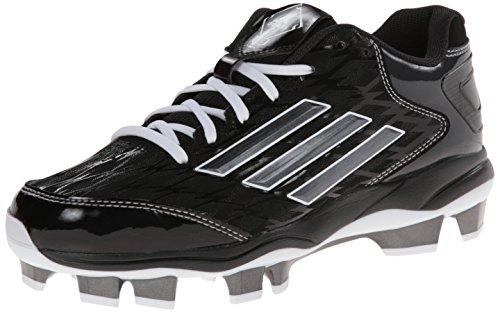 Softball white Performance Met carbon W PowerAlley Cleat 2 Black TPU Women's adidas UdwYqPw
