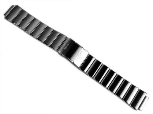 Casio Wave Ceptor watch strap watchband stainless Steel WV-300DU, WV-300DE, (Casio Womens Waveceptor Watch)