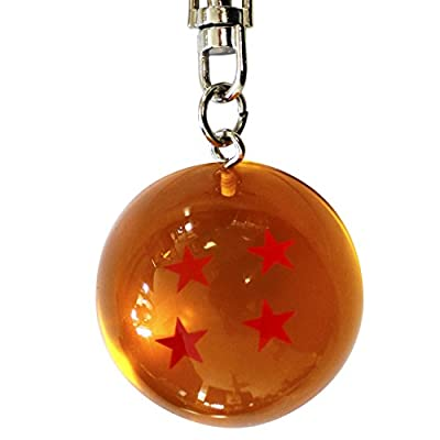 ABYstyle - Dragon Ball - Crystal Ball 3D Keychain: Toys & Games