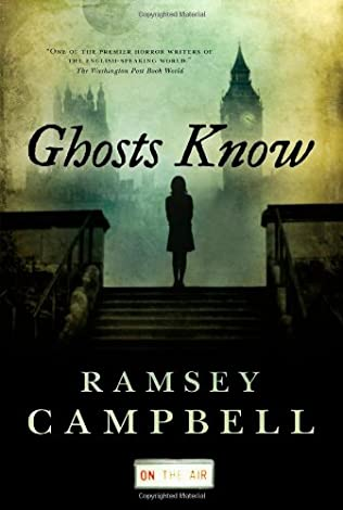 book cover of Ghosts Know