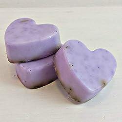 lavender soap bar for bridal shower | lavender soap wedding favors | lavender soaps for weddings | organic soap | bulk soap bridal shower