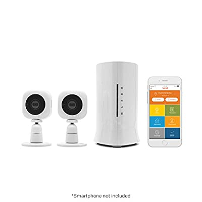 Home8 Twist HD Camera Starter Kit (4 Pack)
