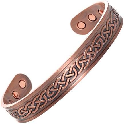 Copper Bracelets for Arthritis by Mind n Body