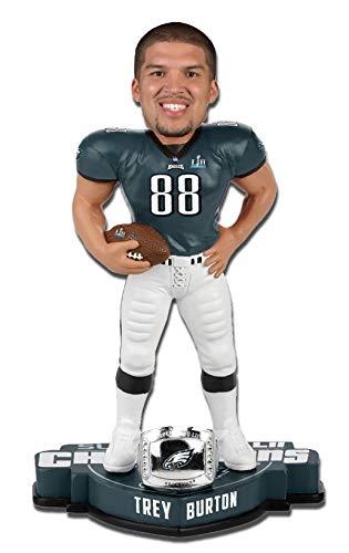 FOCO Trey Burton Philadelphia Eagles Super Bowl LII Champion Bobblehead Bobblehead