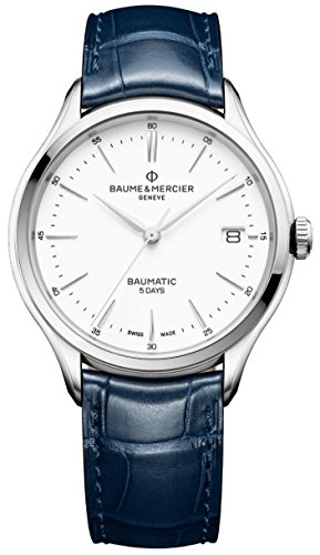 Baume & Mercier Clifton White