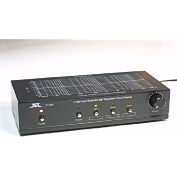 Amazon.com: technolink tc-770lc High Gain Phono/Mic/aux ...