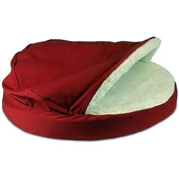 Amazon Com Snoozer Orthopedic Cozy Cave Pet Bed Large