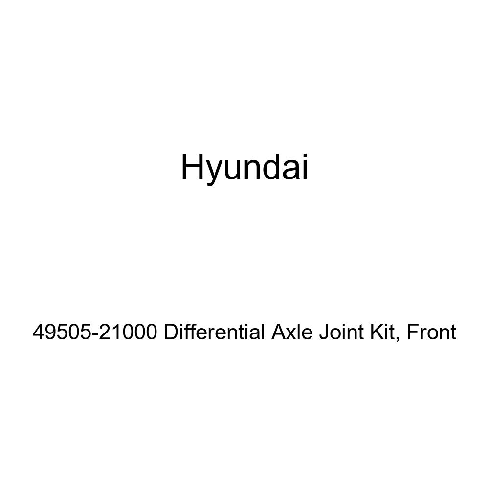 Front Genuine Hyundai 49505-21000 Differential Axle Joint Kit