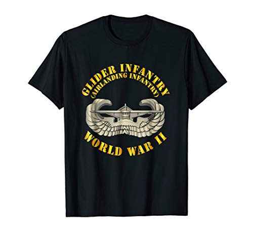 Glider Infantry - World War II Tshirt ()