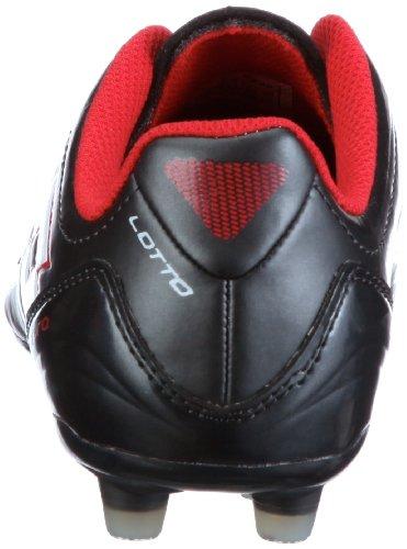 Lotto FUTURA 500 FG JR - Zapatillas de fútbol para niños Gris