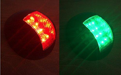 Flush Mount Led Navigation Lights - 6
