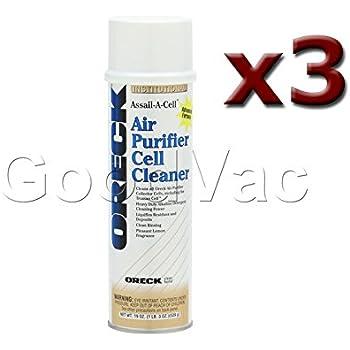 Amazon Com Oreck Replacement Odor Eliminator Filter For