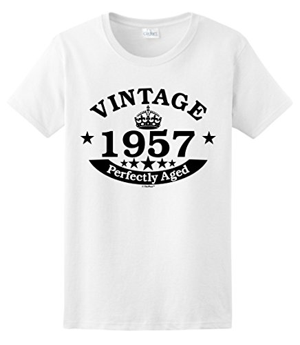 Birthday Vintage Perfect Ladies T Shirt