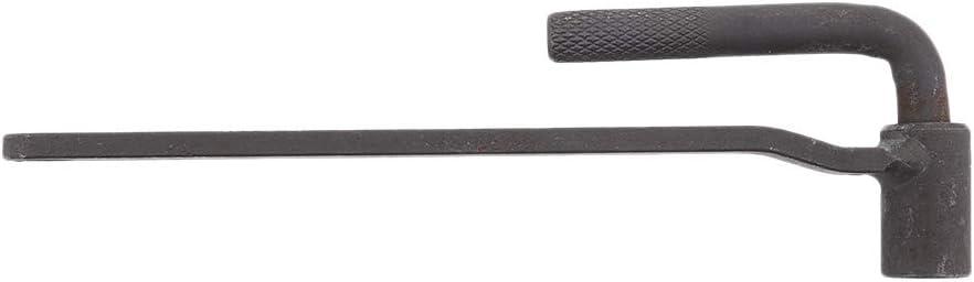 Black 10mm Hex for Choosing 3mm 3.5mm Hole Valve /& Rocker Tappet Clearance Adjusting Tool 9mm 3.5mm