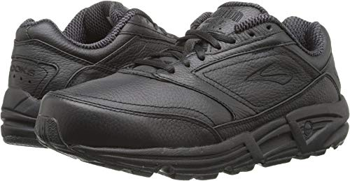 Women's Brooks 'Addiction' Walking Shoe, Size 6 AA - Black