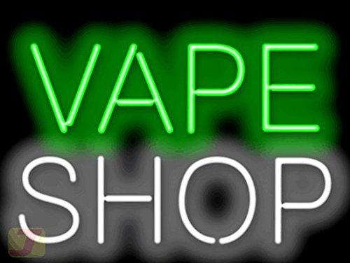 Vape Shop Neon Sign
