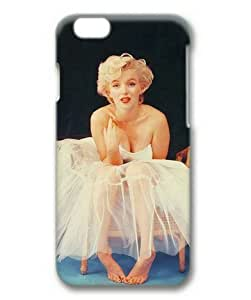 6 4.7 Case, Marilyn Monroe 02 Slim Fit Case for iphone 6 4.7 3D PC Material