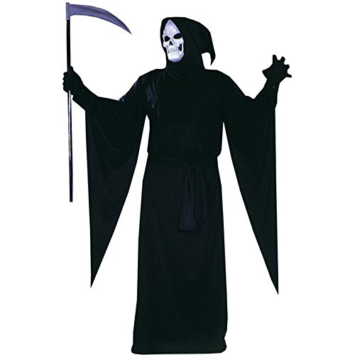 Morris Costumes Men's GRIM REAPER, PLUS SIZE - Grim Reaper Plus Size Adult Mens Costumes