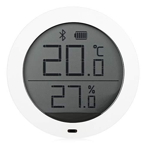 DAMAIFENG - Sensor de Humedad inalámbrico para Interior y Exterior para iPhone y Android