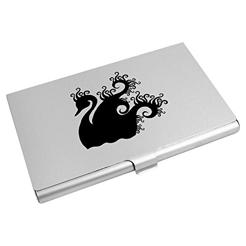 Swan' Holder Credit CH00001217 Business Wallet Azeeda Card Card 'Abstract P5qwIT