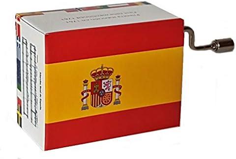 Fridolin España Hymne Espana - Reloj Musical con Forma de ángel ...