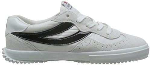 Superga 2832 Nylu, Zapatillas de Voleibol Unisex Adulto Blanco - Weiß (909)