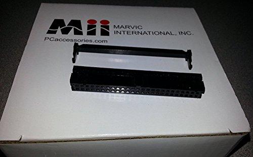 Pc Accessories Flat Ribbon 2x25 50 Pin Dual Row Idc