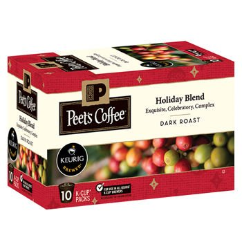 Peet's Coffee® Holiday Blend 120 K-Cup® Pods