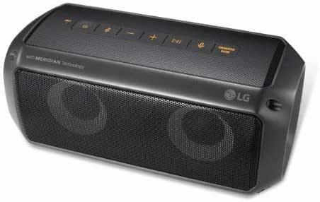 LG Electronics Xboom GO PK3 - Altavoz portátil con Bluetooth y Audio meridiano: Amazon.es: Electrónica