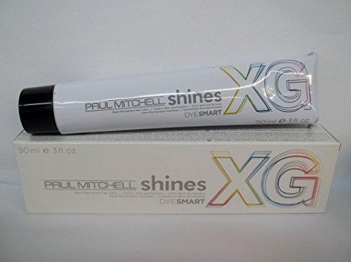Paul Mitchell Shines XG Demi-Permanent Hair Color 3oz (5RB 5/47)