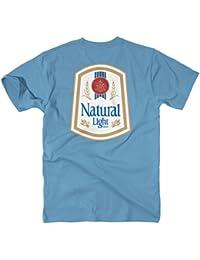 Men's S/S Natty Light Vintage Logo Pkt Shirt