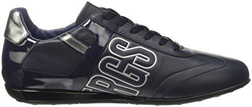 blu Uomo a R Collo Basso Bikkembergs 186 Evolution Sneaker xqFTU8w0ng