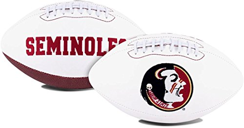 Florida State Leather Football - 4