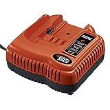 BLACK+DECKER Battery Charger, 9.6V to 24V