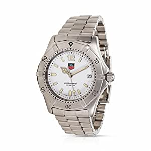 Tag Heuer Professional quartz mens Watch WK1111 (Certified Pre-owned)