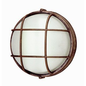 "Outdoor10"" Fluorescent Wall Lantern"