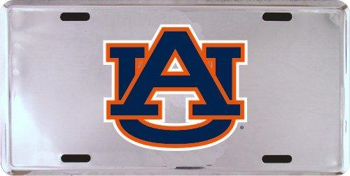 Auburn Tigers License Plate - HangTime Auburn Tigers Super Stock Metal License Plate 6 x 12